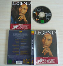 DVD PAL MUSIQUE THE BEST OF BOB MARLEY AND THE WAILERS LEGEND