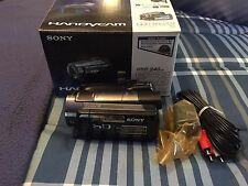 SONY HANDYCAM HDR-XR520V 240GB FULL HD 1080 CAMCORDER