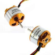 1X A2212-1000Kv Outrunner Brushless Motor For Plane Model Quadrocopter NEW US