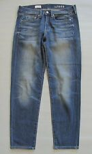 "GAP 1969 Sexy Boyfriend Jeans 26 2 Medium Blue Denim Medium Ankle 27"" 2012"