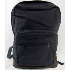 Back to School Canvas Backpack 9667 Rothco Vintage w/ Dark Brown Leather Accents