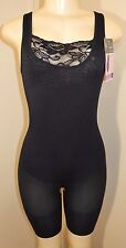 F.I.X. BY WUNDERWEAR SEAMLESS LACEY FULL BODY LONG LEG SHAPER-SIZE 2X/3X-NWT