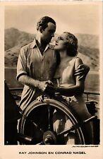 Kay Johnson en Conrad Nagel CPA Film Stars (326869)