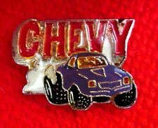 Chevy Dragster Funny Car lapel pin  t5u