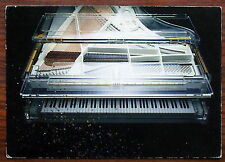 Carte postale Piano Kercher, 1986 , postcard