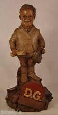 D.G. MARTIN 1984~Tom Clark Gnome-Figurine~Cairn Item #1031~Ed #41~Retired~Story