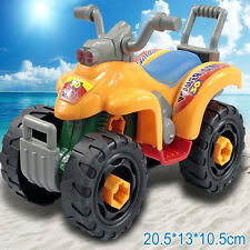 Beach Motorcycle Assembly DIY Toy Baby Children Kids Outdoor Educational Toys