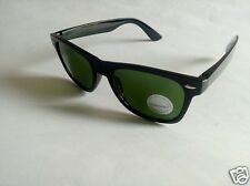 Vimkart Wayfarer BLACKISH GREEN sunglass for men/women with BOX buy 1 Get 1 free