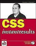CSS Instant Results (Programmer to Programmer)-ExLibrary