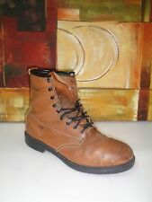 MENS PROPET CLIFF WALKER BOOTS, TAN  13EE