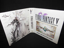 Custom Made Final Fantasy Triple Triad Trading Card Binder Graphics Only