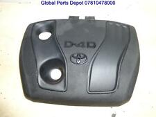 2014 TOYOTA AURIS 1.4 D4D ENGINE COVER YARIS URBAN CRUISER