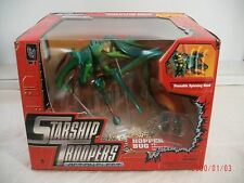 Starship Troopers Action Fleet HOPPER BUG W/johnny Rico & Zander Figure 1996