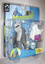 The Muppet Show Uncle Deadly Glow in the Dark Ghost Palisades Figure MOSC