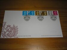 2009 GB Stamps MACHIN DEFINITIVES INC.£1 (Feb) First Day Cover WINDSOR Cancels