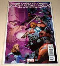 CATACLYSM : THE ULTIMATES LAST STAND # 2  Marvel Comic  NM   1:30 VARIANT COVER