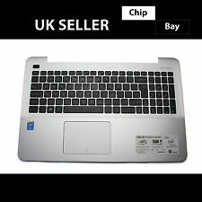 ASUS X555L X555LA Palmrest Chssis Plastic Keyboard 13N0-R7A0913 MP-13K96GB-5283