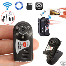 Mini WIFI DVR P2P WiFi IP Camera Indoor/Outdoor HD DV Hidden Spy Remote Camera
