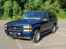 Chevrolet: Tahoe Z71 4WD 4X4 4-DOOR LOADED!
