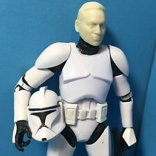 Star Wars Custom Resin Jango Fett  Clone Trooper Head For 6 Inch Figures Loose