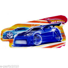 HOT WHEELS Fast Action HONEYCOMB CENTERPIECE ~ Birthday Party Supplies Racing