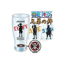 One Piece Luffy Beer Glass Mug Cup Anime Manga NEW