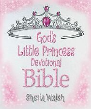 ICB God's Little Princess Devotional Bible Sheila Walsh Nelson BRAND NEW