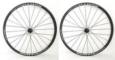 XeNTiS Squad SL 2.5 Tubular Carbon Road Bicycle Wheel Set Matt White