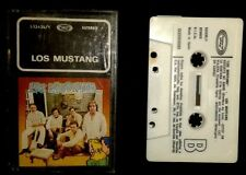 LOS MUSTANG - SPAIN CASSETTE Movieplay 1980 - Los Jovenes, Diana, 500 Millas