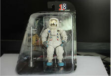 APOLLO FIRST MOON LANDING ACTION FIGURES COLLECTION MODEL ASTRONAUTS FLAGPOLE