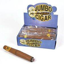 Jumbo Fake Cuban Cigar Gangster Churchill Mexican Groucho Smoking 1920s