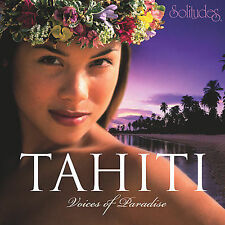 FREE US SH (int'l sh=$0-$3) USED,MINT CD Daniel May: Tahiti: Voices of Paradise