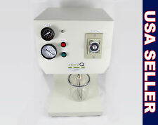 Dental Laboratory Vacuum Mixer One Cup 110V 006-DQ-01 USA Seller Lab dentQ