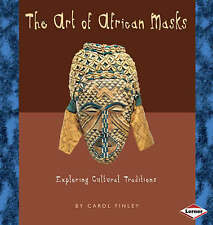 Art of African Masks (Art Around the World),Carol Finley,New Book mon0000013178