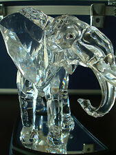 Swarovski Crystal SCS LIMITED EDITION The Elephant BNIB MINT 2006 Retired RARE