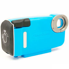 Nauticam NA-IP4/5 Underwater Housing (Blue) for iPhone 4/4s/5/5s/5c