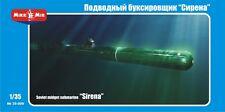 Mikro-Mir - 35-009 - Soviet midget submarine 'Sirena' - 1:35