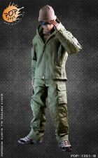 POPTOYS 1/6 TAD Soldier Combat Suit Male Mountaineering Clothing F 12'' HT Body