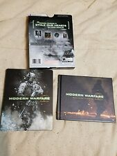 Ps3 call of duty COD Modern Warfare 1-3 and Ghost prestige editions