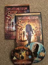 Night At The Museum (DVD, 2007, 2-Disc Set)