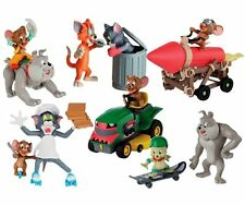 Officially Licensed Tom & Jerry Figure Collection Packs (All 6 Packs) New Sealed