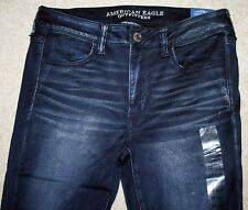 NEW WOMEN *AMERICAN EAGLE* SIZE 12 SUPER STRETCH JEGGING GIFT