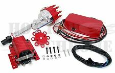 Chevy GM Ignition Kit SBC 350 BBC 454 with Distributor Coil 6AL Control Box
