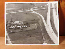8 X 10 Aerial Photos Northwood, OH - Lot of 12 - 1971 I-75 & Wales Rd.