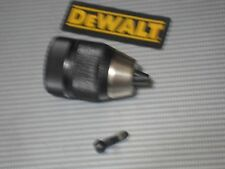 "DeWalt-Jacobs 1/2"" Metal & Carbide Chuck, FIT DC988,DCD985,DCD790,DCD780,DCD785"