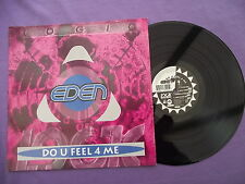 "Eden - Do U Feel 4 Me. 12"" Vinyl single (12s843)"