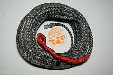 30M SYNTHETIC WINCH ROPE DYNEEMA FOR GQ GU WARN JEEP TOYOTA NISSAN 4X4 IRONMAN