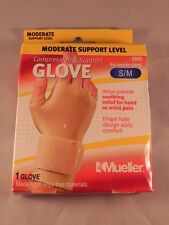 MUELLER 1 ELASTIC ANKLE SUPPORT BASIC SUPPORT LEVEL L FITS LEFT OR RIGHT 6503
