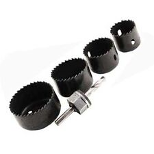 HOLE SAW 6 PC DRILL MACHINE HOLE SAW KIT DIY CRAFTS GIFTS2GIFTS GLOBAL G-OUITLS.