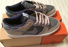 Nike Dunk Low Pro (LTD) Blue Grey Size 9.5 Dirty Denim 2003 # 307734 441